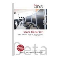 Sound Blaster X-fi, Surhone Lambert M