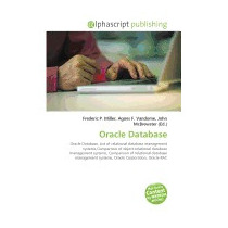 Oracle Database, Miller Frederic P