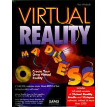 Libro Realidad Virtual - Virtual Reality De Los 90s Mmu