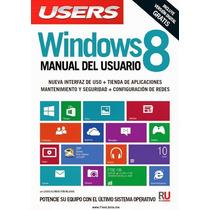 Libro Windows 8 Editorial Users - Envio Gratis