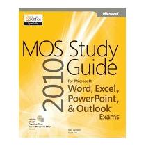 Mos 2010 Study Guide For Microsoft Word,, Joan Lambert