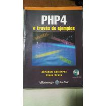 Libro - Php 4 A Través De Ejemplos