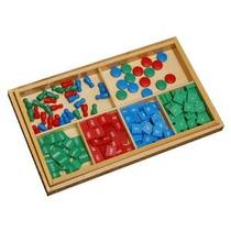Montessori Juego Sello Con Papel Problema - Kid Avance