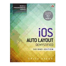 Ios Auto Layout Demystified, Erica Sadun