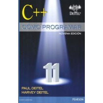 Como Programar En C++ - Deitel - 9 + Regalo