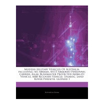 Articles On Modern Military Vehicles Of, Hephaestus Books