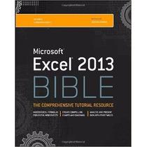 Libro Excel 2013 Bible