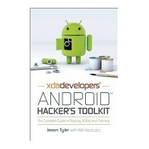 Xda Developers Android Hackers Toolkit: The, Jason Tyler