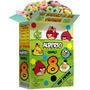 Mega Kit Imprimible Angry8 Birds + Invitación Cajitas