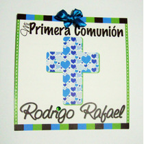 Invitacion Impresa Baby Shower Bautizo Primera Comunion