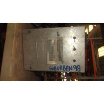 Computadora Chevrolet Suburban 98!!