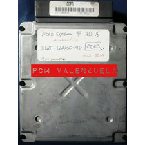 Ecu Ecm Ford Explorer 1999 4.0 Xl2f-12a650-md Cde3
