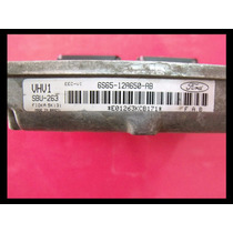 Computadora Ford Fiesta 6s65-12a650-ab Motor 3.0