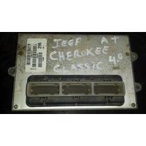 Ecm Ecu Pcm Computadora 96 Jeep Cherokee Sport 4.0 56041296
