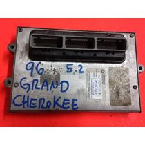 Ecm Ecu Pcm Computadora 96 Jeep Grand Cherokee 5.2 56044304