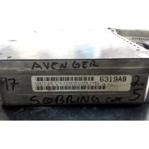 Ecm Ecu Pcm Computadora 97 Sebring Avenger 2.5 V6 4606319 Ab