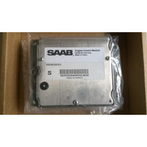 Saab 93 Computadora Motor 2.0l Part Nbr. 55353231 2003-06