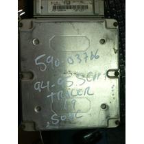 Ecm Ecu Pcm Computadora 94-95 Escort Tracer F5cf-12a650-ka