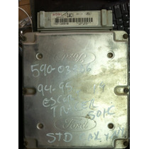 Ecm Ecu Pcm Computadora 94-95 Escort Tracer F4cf-12a650-bb