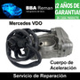 Mercedes Benz Cuerpo De Aceleracion Reparacion Garganta