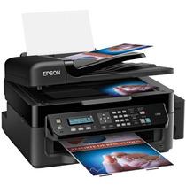 Impresora Multifuncional Láser Epson L555 Smx