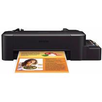 Impresora Epson L120 Tanque D Tinta Paga Meses Sin Intereses