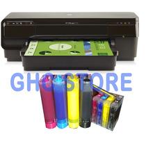 Impresora Doble Carta Hp 7110 Mas Sistema De Tinta