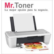Impresora Fotográfica Hp Deskjet Ink Advantage 1015