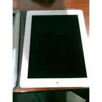 Apple Ipad, 3era Generación, 4g, 64gb, Blanco Wifi