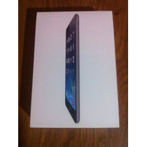 Ipad Mini 2 Retina Negro 16gb Wifi - Nuevo, Sellado