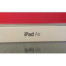 Ipad Air 32 Gb (uno) 3g / Wifi Impecable, Original Y Legal