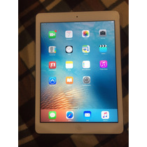 Ipad Air 64gb Impecable