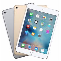 Apple Ipad Mini 4 Retina 16gb Wifi Touch Id Chip A8 Siri