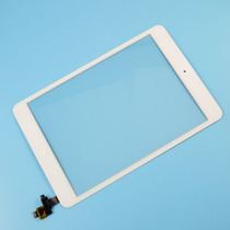 Pantalla Touch Para Ipad Mini A1432, A1454, Con Boton Home