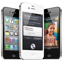 Iphone 4s 16 Gb Apple Blanco Y Negro Telcel Movistar Iusacel