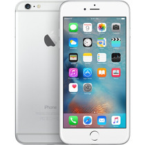 Iphone 6 128gb Silver Telcel Iusacell At&t Movistar