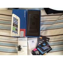 Caja Estuche Celular Nokia Lumia 710 Manuales Smartphone