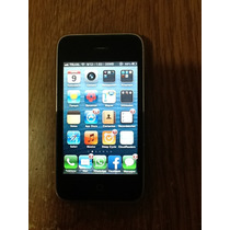 Iphone 3gs 16gb Liberado Para Telcel Movistar Iusacell Gsm