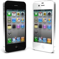 Iphone 4s 16gb Libre De Fabrica Blanco Y Negro Msi