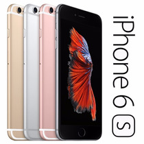 Apple Iphone 6s 64gb 4g Lte 12mp Pantalla 3d Touch 4k