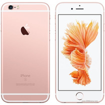 Apple Iphone 6s 16gb 4g Lte 12mp Pantalla Rosa Gold Msi