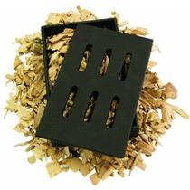 Grillpro 00150 Hierro Fundido Fumador Caja