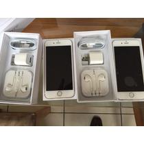 Iphone 6 64gb Dorado Impecable Apple Desbloqueado Imei Caja
