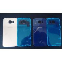 Tapa/cubierta Cristal Samsung Galaxy S6,s6 Edge +herramienta