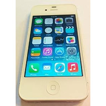 Apple Iphone 4 8gb, Blanco, Para Straight Talk, Sin Contrato