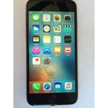 Iphone 6 64gb Gris Impecable Apple Desbloqueado Imei