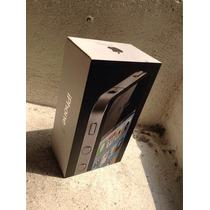 Caja De Iphone 4 En Muy Buenas Condiciones!! Oferta!!