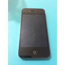 Iphone 4s 16gb Negro Muy Bien Cuidado Y Liberado Iusacell