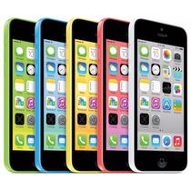 Iphone 5c 16gb Verde Con Cargador Y Usb Envio Gratis