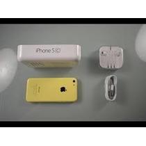 Iphone 5c Amarillo Desbloqueado Imei 16gb Apple Usado